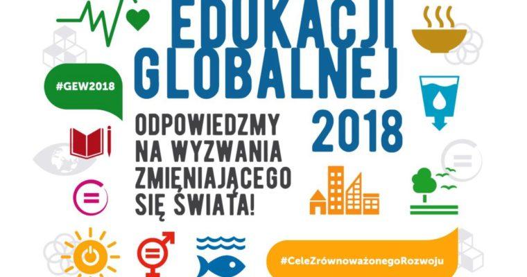 Tydzień Edukacji Globalnej 2018