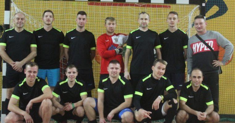 Druga runda rozgrywek w I Turnieju Halowej Ligi w Piłce Nożnej w Szczuczynie