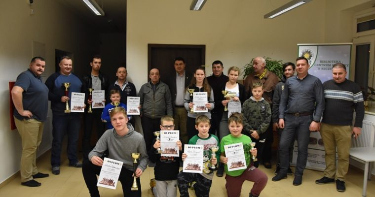 Otwarty Turniej Szachowy o Puchar Burmistrza Szczuczyna