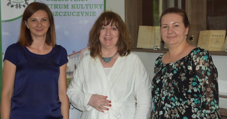 Spotkanie autorskie z Ewą Karwan – Jastrzębską