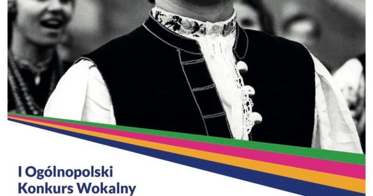 I Ogólnopolski  Konkurs Wokalny im. Stanisława Jopka