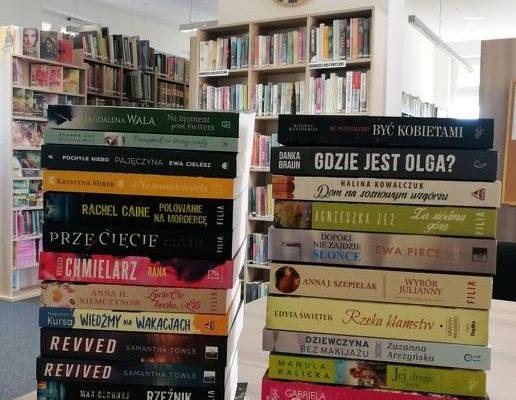 Nowości Biblioteczne w BCK
