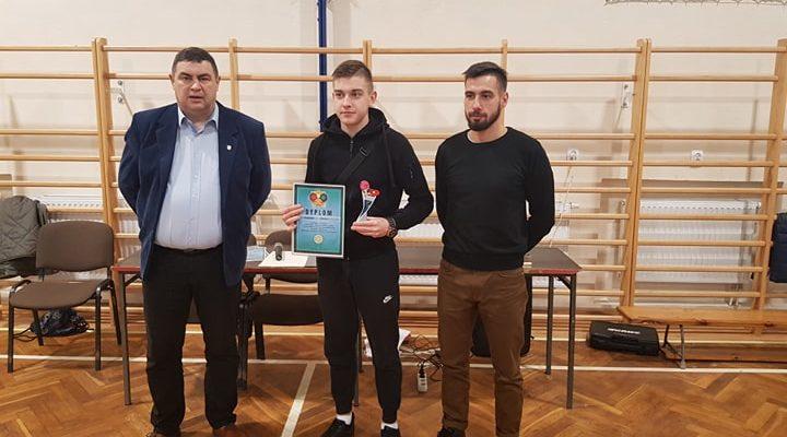II Otwarty Turniej Tenisa Stołowego o Puchar Dyrektora BCK w Szczuczynie